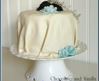 Chocolate and Vanilla Dream Cake