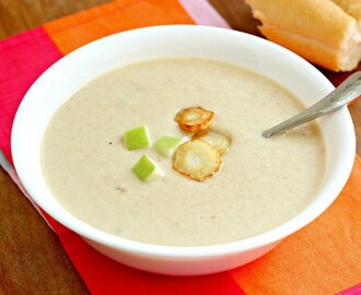 Parsnip and Apple Soup & Cooking Planit and T-Fal Review!