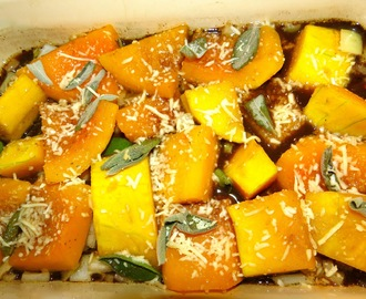 True Food's Roasted, Glazed Butternut Squash