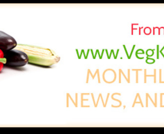 VegKitchen September 2013 Newsletter