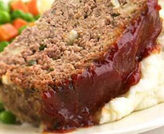 Mom's Moist Meatloaf