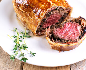 FOOD: Beef Wellington (Kerst)