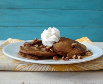 Pop-Up Brunch and Sweet Potato Pie Pancakes