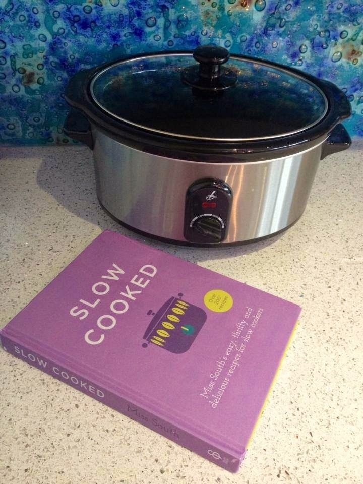 Slow Cooked Comfort Food. Recipes, Book Review and Giveaway