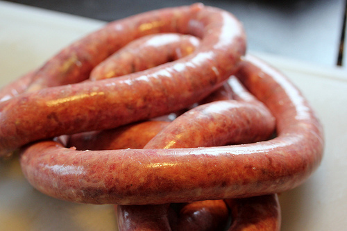 Homemade Sweet Italian Sausage recipe