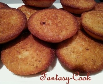 Financiers (Thermomix, ou pas)