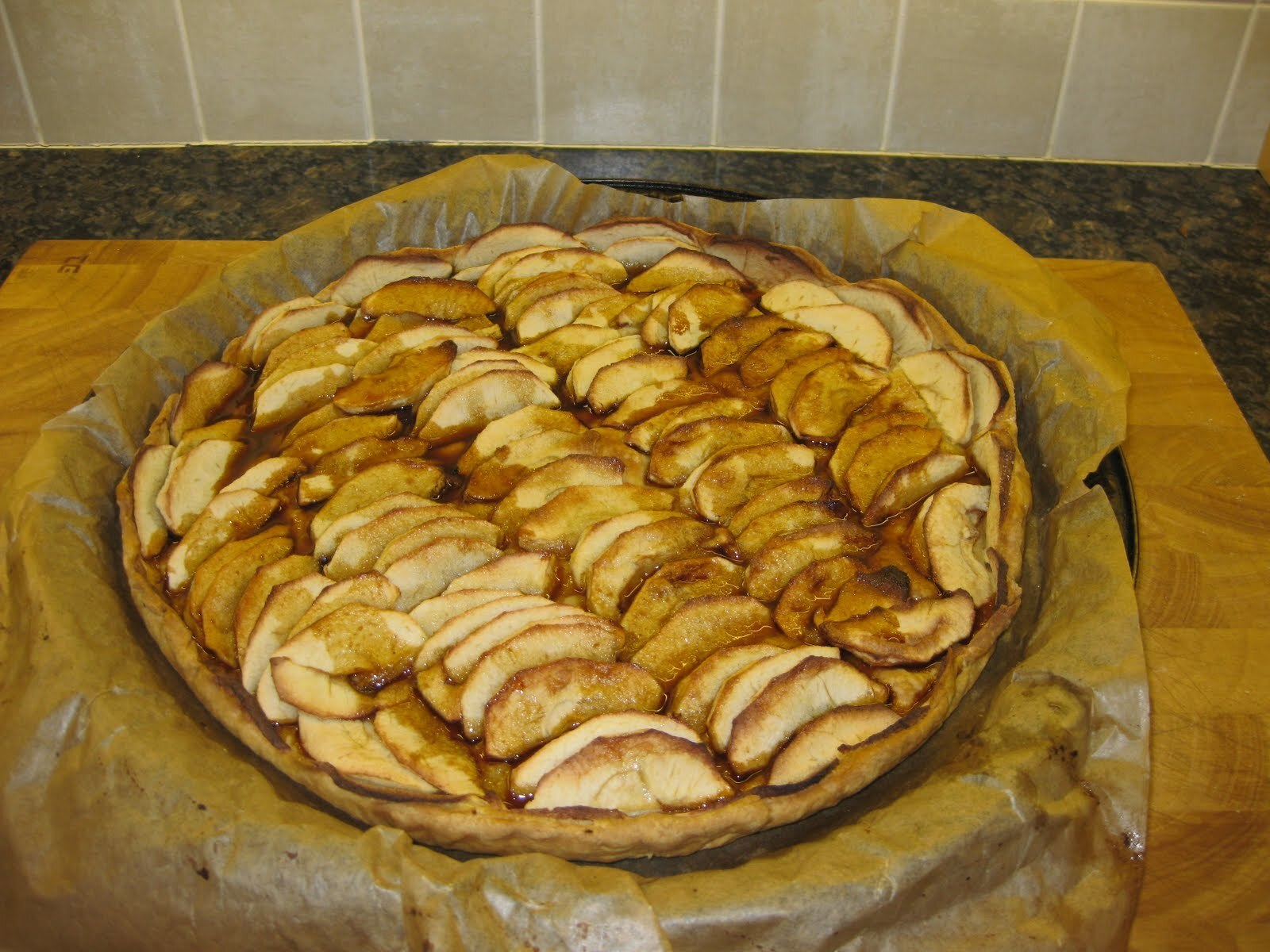 New Year Baking for 6 January (Le Jour des Rois)