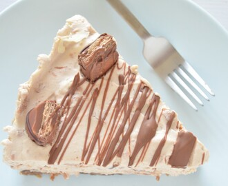 Kinder Buenocheesecake uit Guilty Pleasures van Oh My Foodness