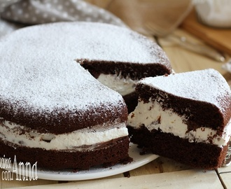 torta pinguino (dolce golosissimo)