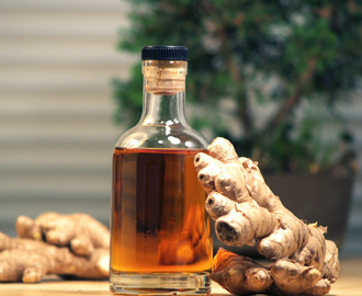 DIY Ginger Liqueur Recipe | Serious Eats