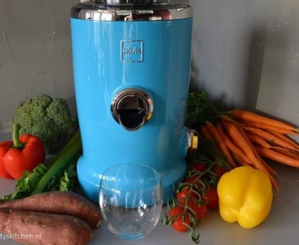 Novis Vita Juicer WINACTIE + Recept Virgin Bloody Mary Juice