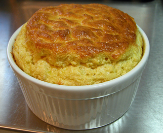Daring Cooks Challenge November, 2010; Soufflé (Julia Child's Cheese)