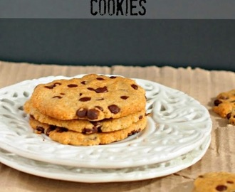 Gluten Free Chocolate Chip Cookies II