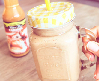 ♥ RECIPE: LIGHT FRAPPUCHINO (85 KCAL!)
