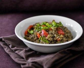 Pursuing a High Protein Vegetarian Diet – Healthy Lentils and Amaranth Stew