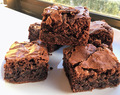 Zesty Lime Brownies