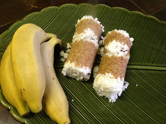 Puttu - Sweet'n'Healthy