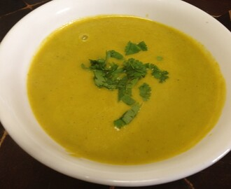 Quick'n'Easy Squash Soup