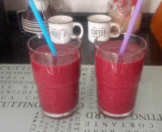 SMOOTHIES DE MORAS