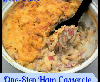 One-Step Ham Casserole