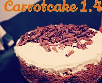 Carrotcake / Worteltjestaart 1.4