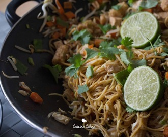 Recept: Pad Thai