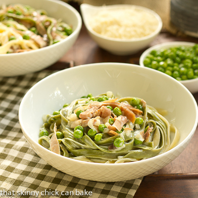 Straw and Hay Pasta #SundaySupper #FamilyDinnerTable