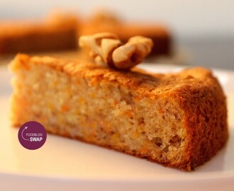 Glutenvrije worteltjestaart | Foodblogswap September