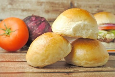 Homemade Hamburger Buns ~ Plus Food in Music…
