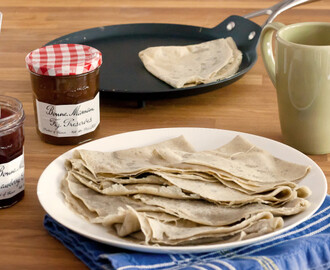 Gluten Free Crepes & Le Creuset Giveaway