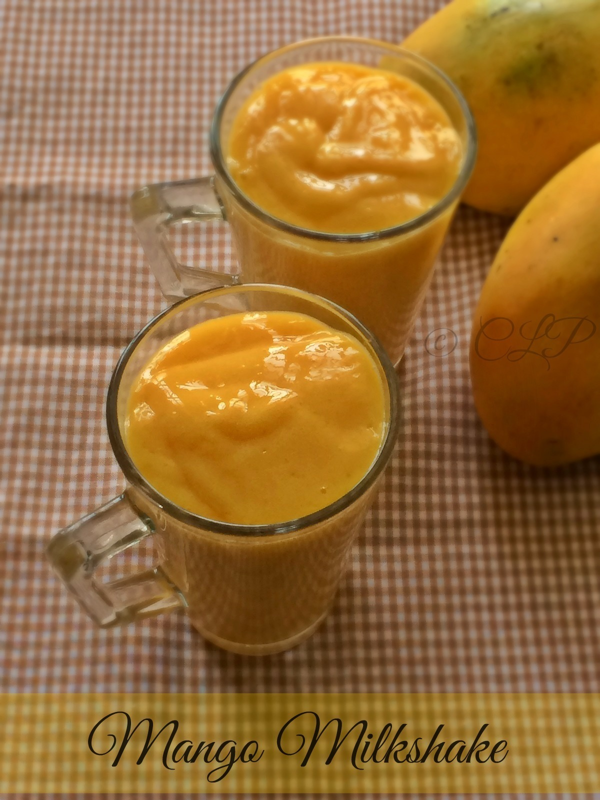 Mango Milkshake Recipe | Mango Summer Drink | Mango Drink Recipe