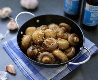 Champinones al Ajillo (Garlic Mushrooms)