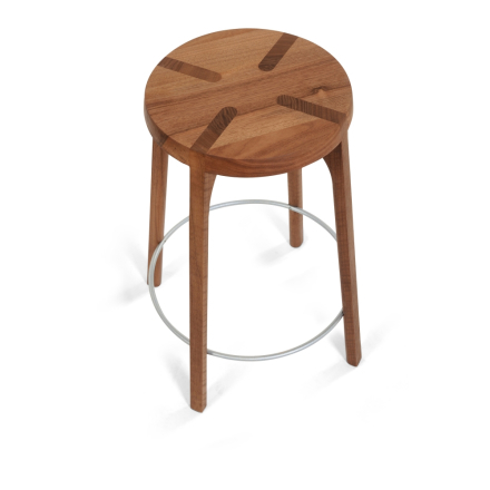 Tattoo Bar Stool Plain