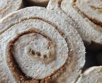 Whole Wheat Sourdough Cinnamon Rolls