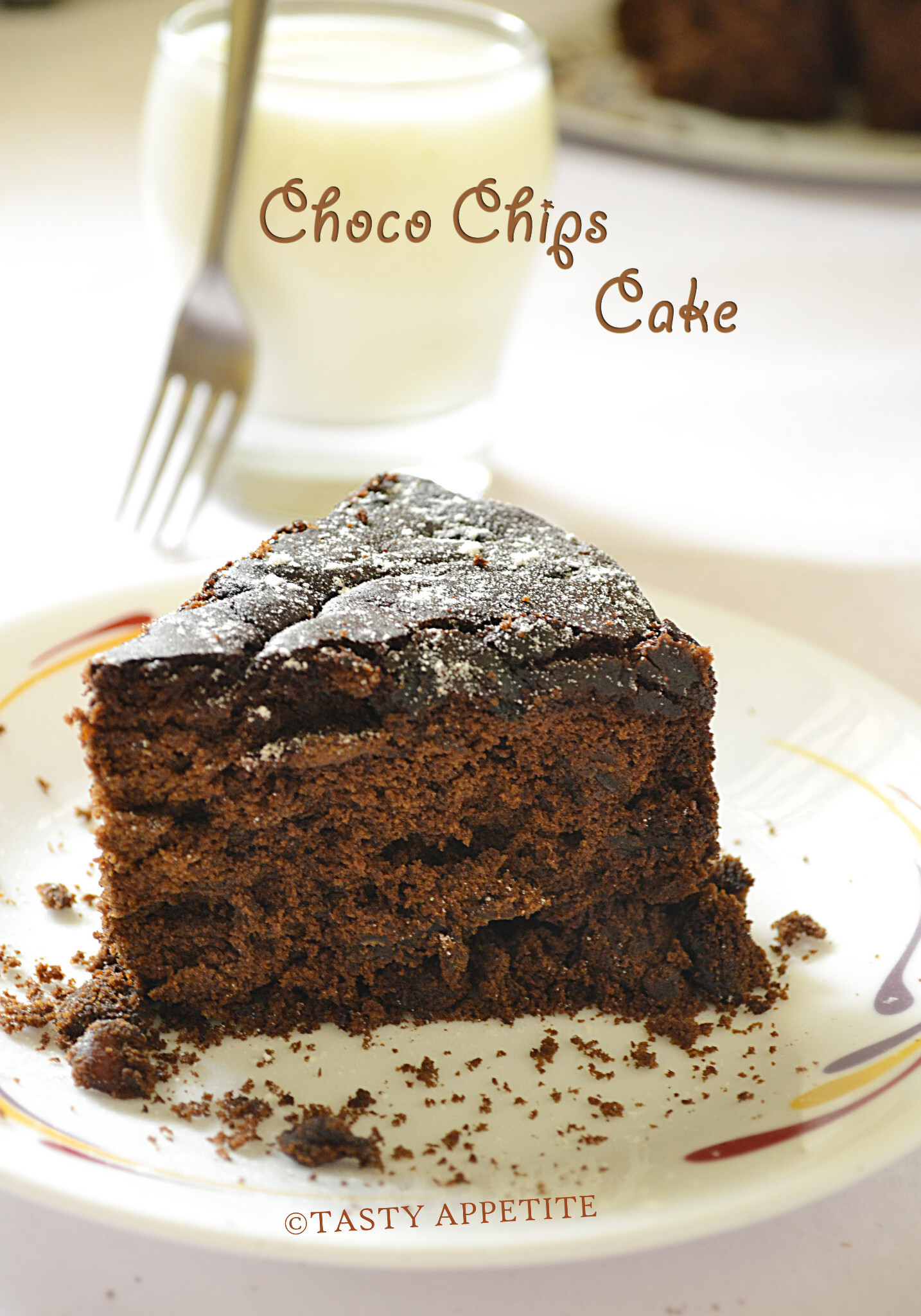 How to make Eggless Chocolate Cake /  Moist Chocolate Cake Recipe / Easy Cake Recipes: