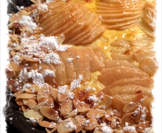 Tarte Bourdaloue - Thermomixrecept