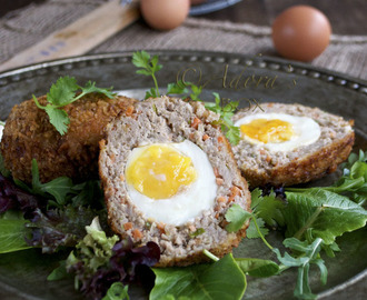 ASIAN SCOTCH EGGS