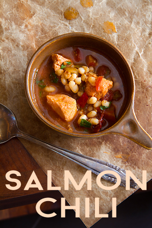 Salmon Chili, Why Not?