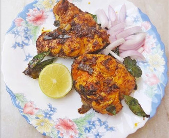 Andhra Fish Fry – Ghee Roasted Fish