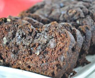 Banana Chocolate Chip Bread Recipe-Moist, Rich and Delicious!