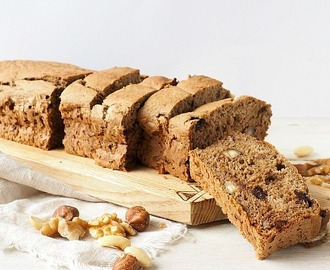 Recept: Basis bananabread