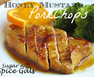 Honey Mustard Pork Chops