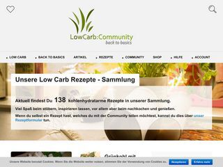 Low Carb - Community