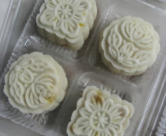 Mao Shan Wang Snow Skin Mooncake
