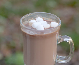 Homemade Creamy Hot Cocoa for SRC