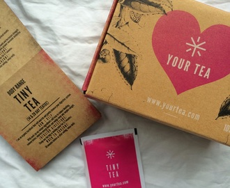 Review: Your Tea 14 Day Tiny Tea Teatox