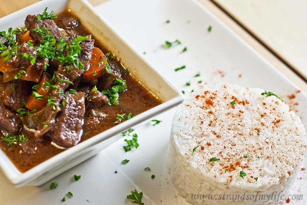 Put Yourself First and Low Fodmap Beef Bourguignon