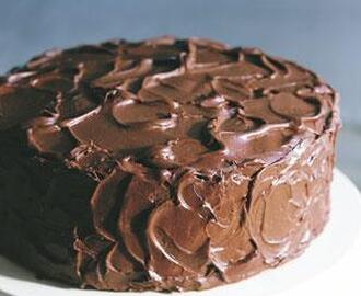 Black Devil´s Food Cake