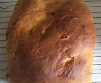 Paska or Ukrainian Easter Bread