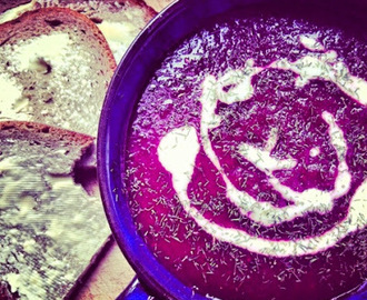 You say Borscht I say Barszcz - Beetroot Soup & a taste of home
